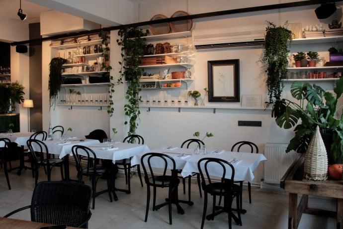 Amanda Bravo – Reşitpaşa'da Şık Bir Restaurant
