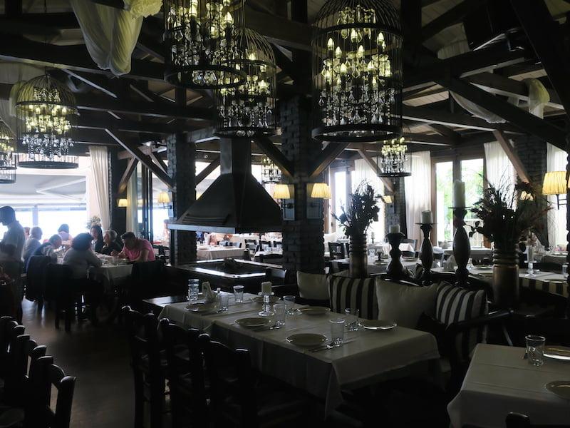 alexandroupoli ai giorgis restaurant