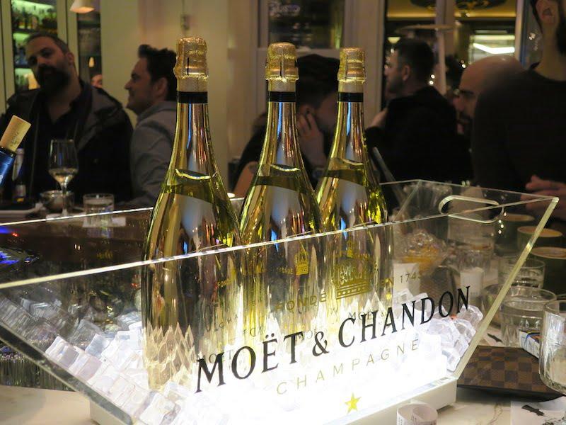butler mote et chandon champagne