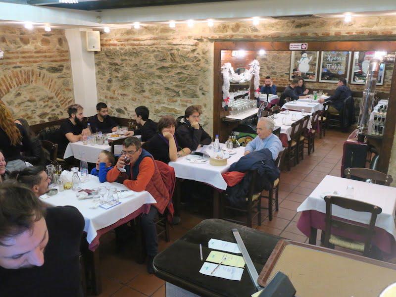 selanik athivoli restaurant