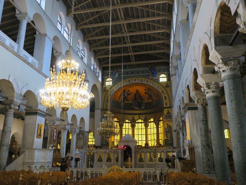 selanik aya dimitri kilisesi