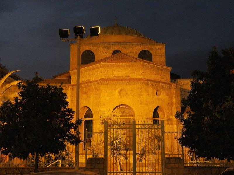 selanik ayasofya kilisesi