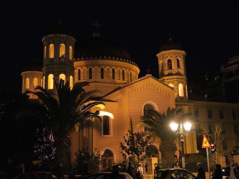 selanik saint gregory ortodoks kilisesi