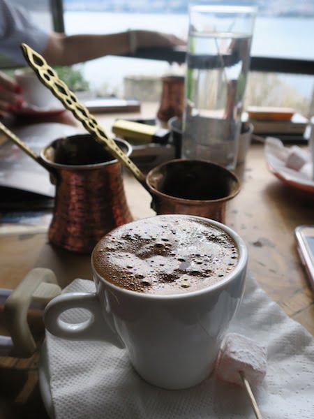 yunan kahvesi
