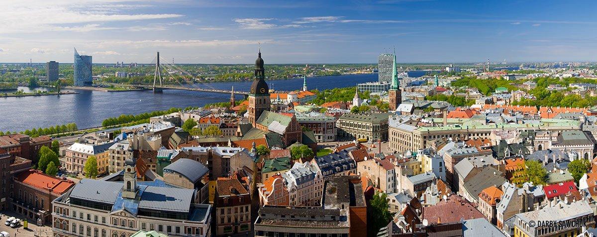 baltik ulkeleri riga letonya