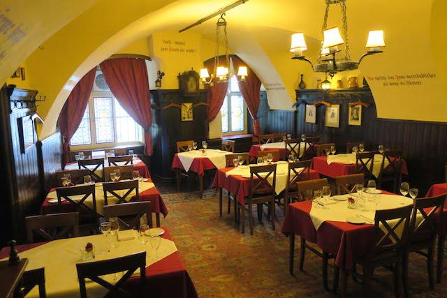 griechenbeisl restaurant