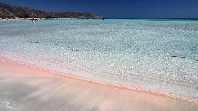 spiaggia rosa sardunya