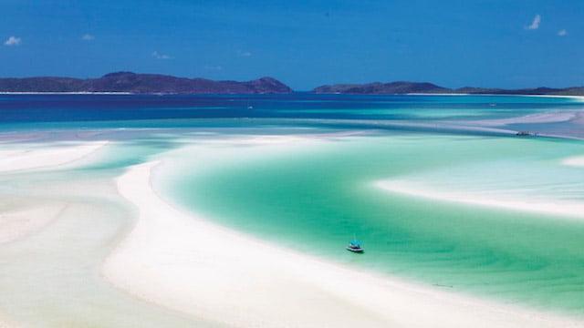 whiteheaven beach avustralya