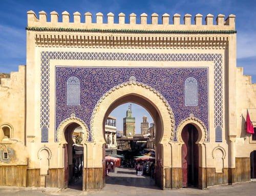 Babu Jelud Kapısı Fez