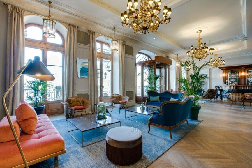 en romantik hotel annecy