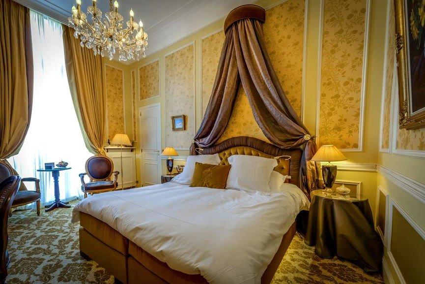 en romantik hotel heritage bruges