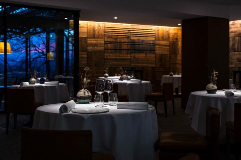 en romantik restaurant annecy
