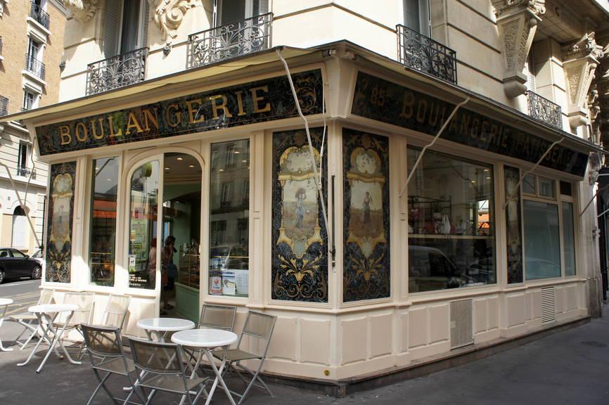 tarihi paris pastaneleri boulangerie bo
