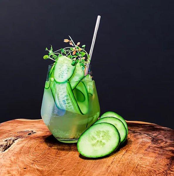 dünya cin günü cucumber fizz