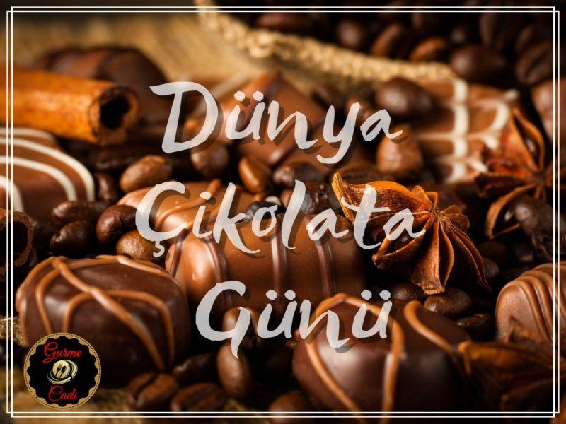 Dünya Çikolata Günü Kutlu Olsun